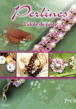 Livre de schémas - PERLINES Tome 2 - Fabrication de bijoux