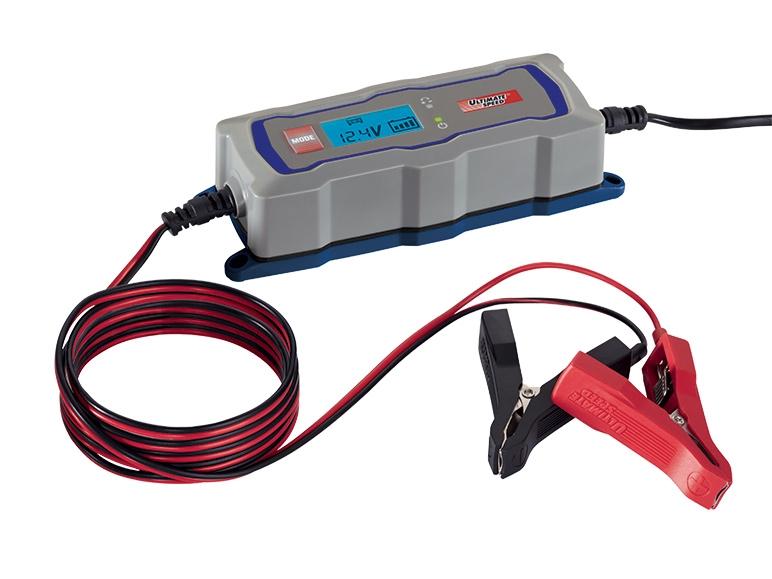 Ultimate T4x Chargeur Intelligent Se Auto 6v12v Tronic De Lcd Moto Batterie Speed Quad ChrBtQsdx